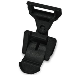 flexwalk gembasports zubehör clip für schuh offen